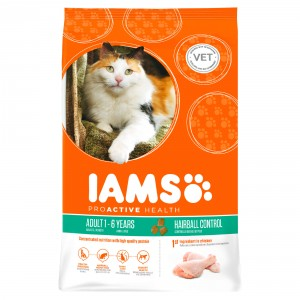 Iams Chat - Adult Hairball
