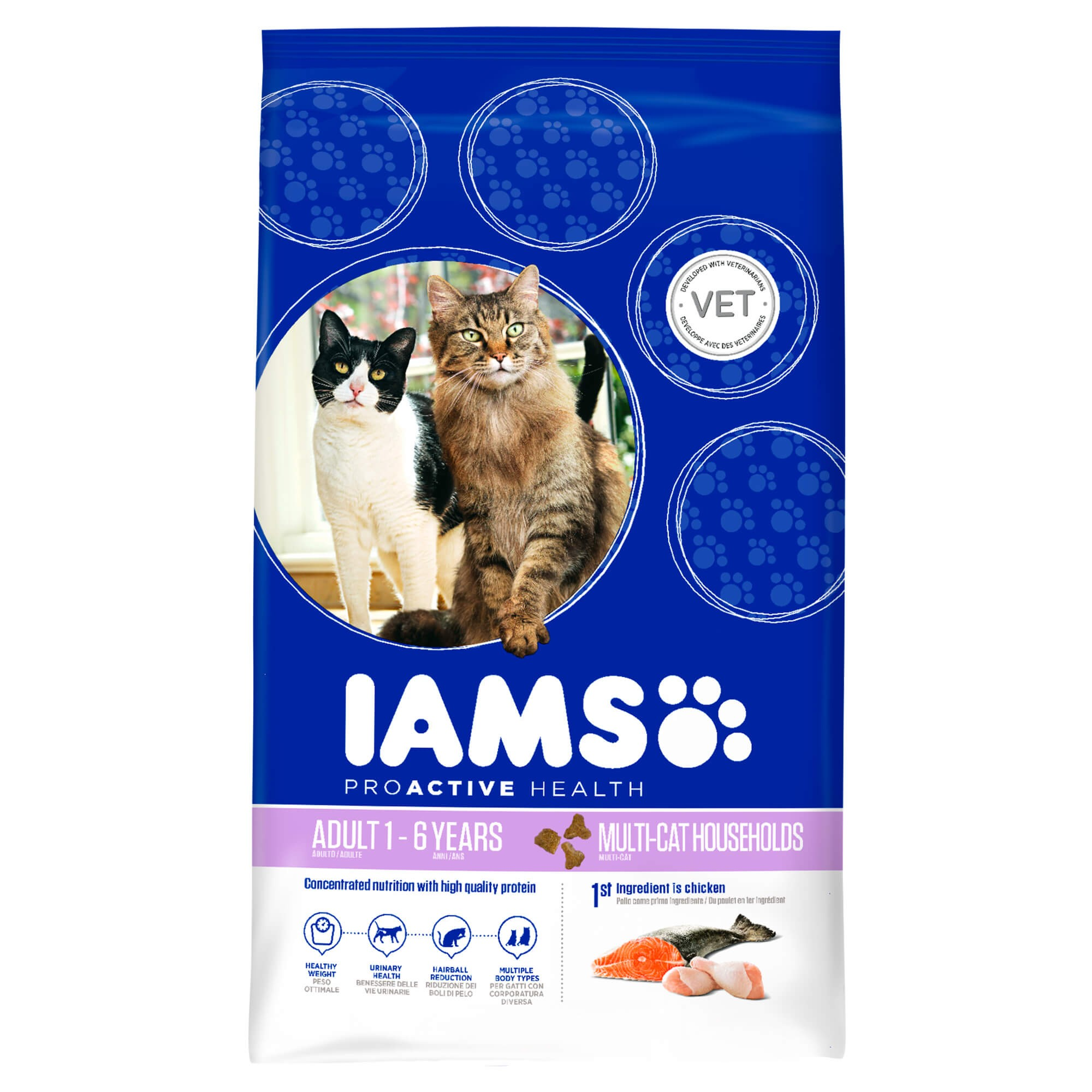 Iams Chat Adult Multi-Cat