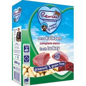 Renske Sans Céréales 7+ Dinde pour chien