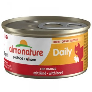 Almo Nature Daily Collation Boeuf 85g (159)