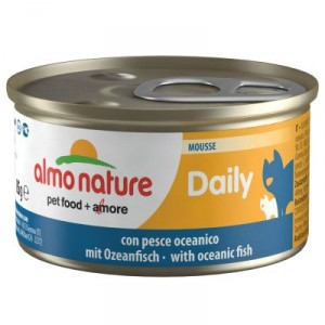 Almo Nature Daily Mousse Poisson 85g (152)