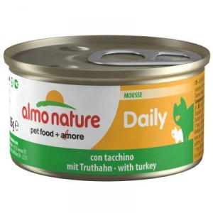 Almo Nature Daily Mousse Dinde 85g (154)
