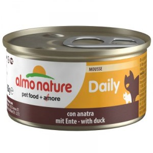 Almo Nature Daily Mousse Canard 85g (156)