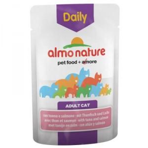 Almo Nature Daily Thon Saumon 70g (5274)