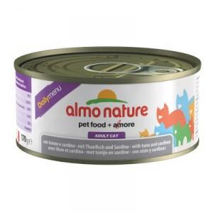 Almo Nature Daily Thon Sardines 170g (5302)