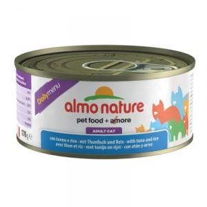 Almo Nature Daily Thon Riz 170g (5300)
