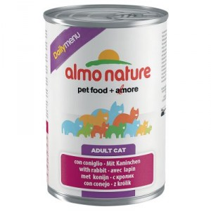 Almo Nature Daily Lapin 400g (160)