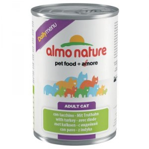 Almo Nature Daily Dinde 400g (162)