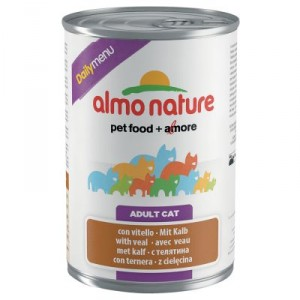 Almo Nature Daily Veau 400g (163)