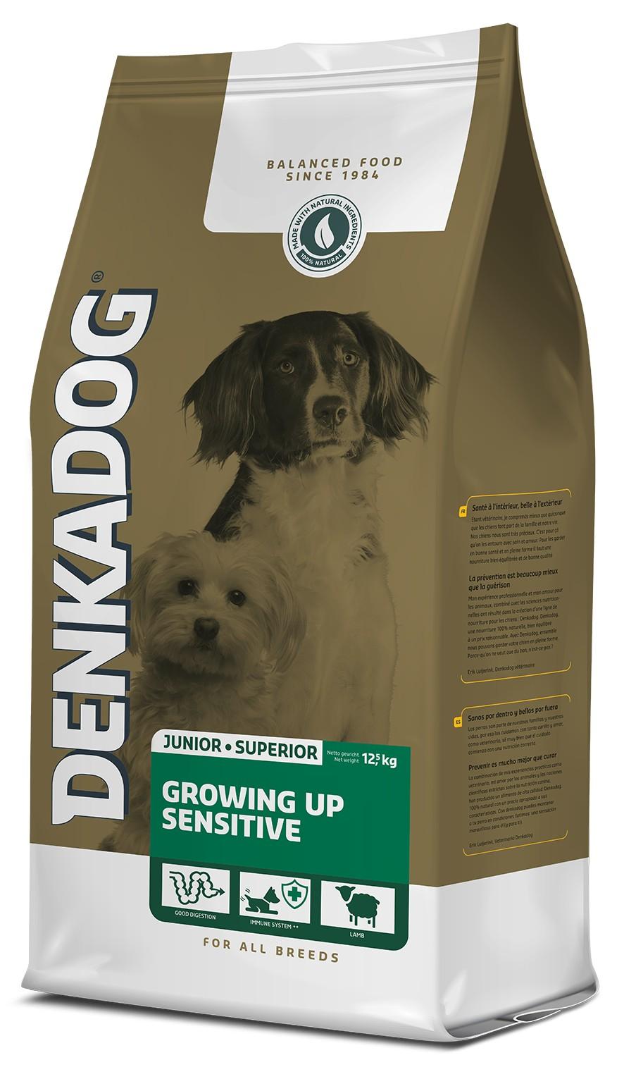 Denkadog Growing Up Sensitive pour chiot