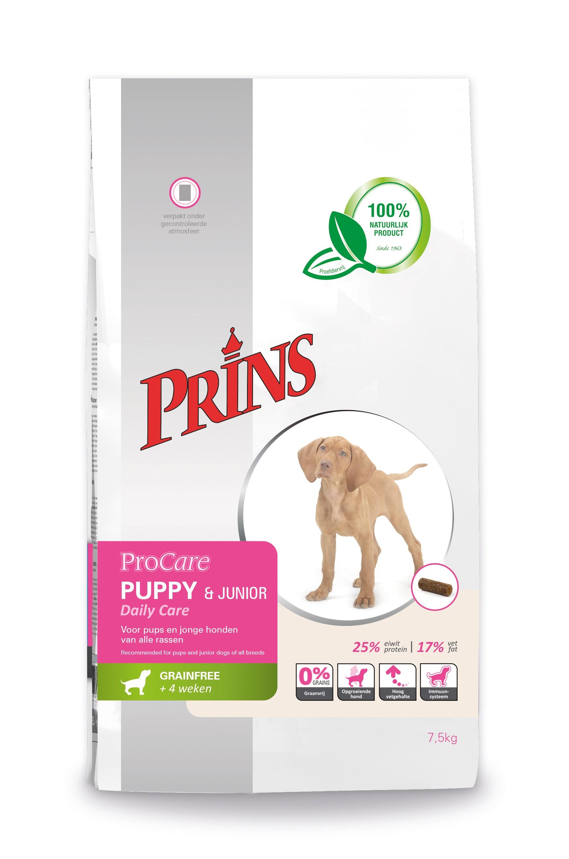 Prins ProCare Grainfree Puppy & Junior Daily Care
