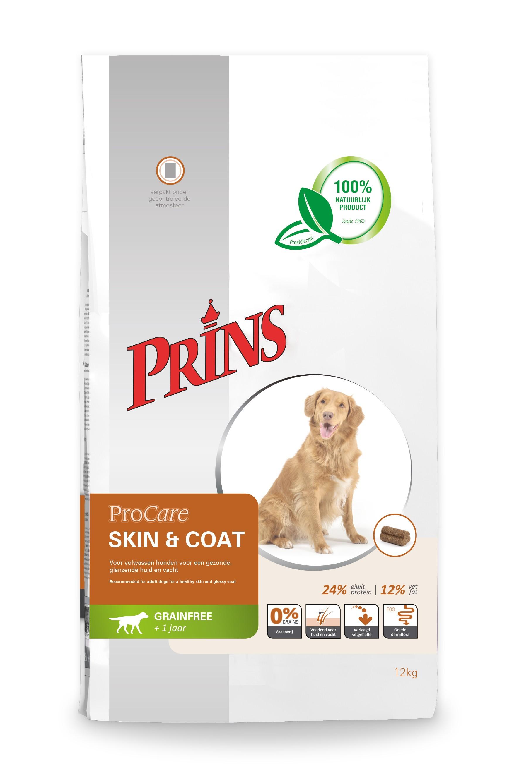 Prins ProCare Grainfree Skin & Coat