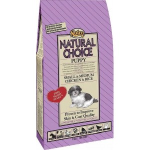Nutro Choice Puppy Small/Medium Chien