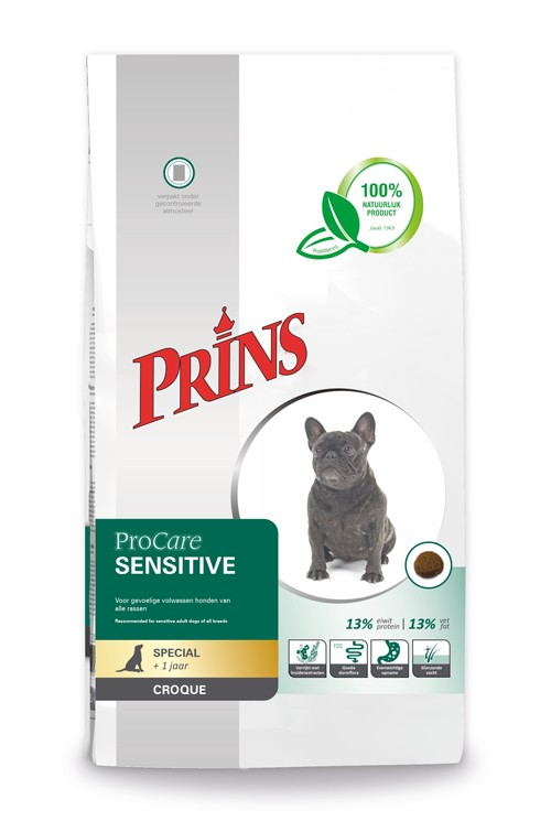 Prins Chien Procare Croque sensitive