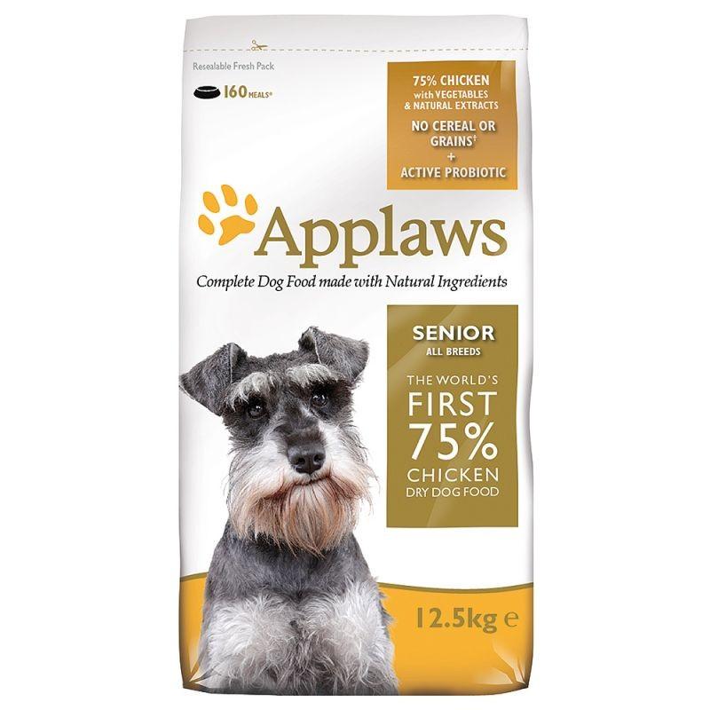 Applaws Senior Poulet pour chien