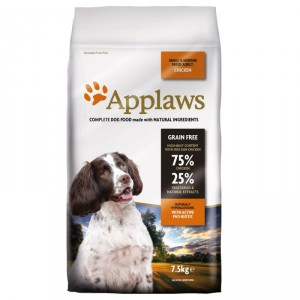 Applaws Small & Medium Adult Poulet pour chien