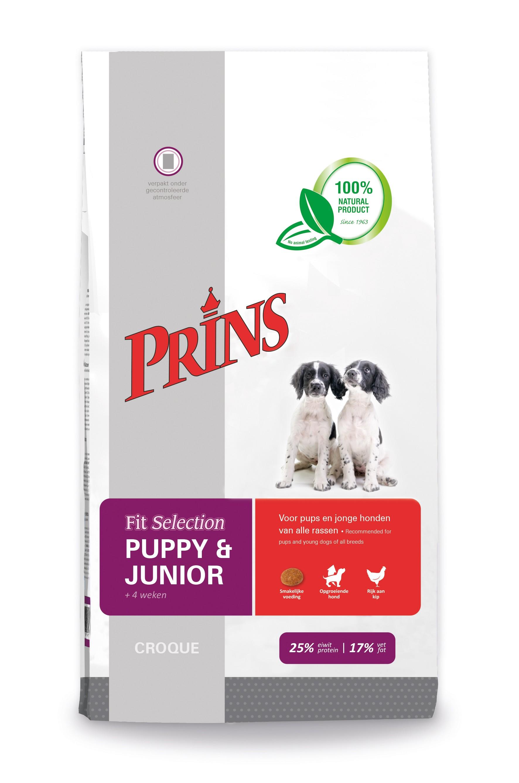 Prins Fit Selection Puppy & Junior pour chiot