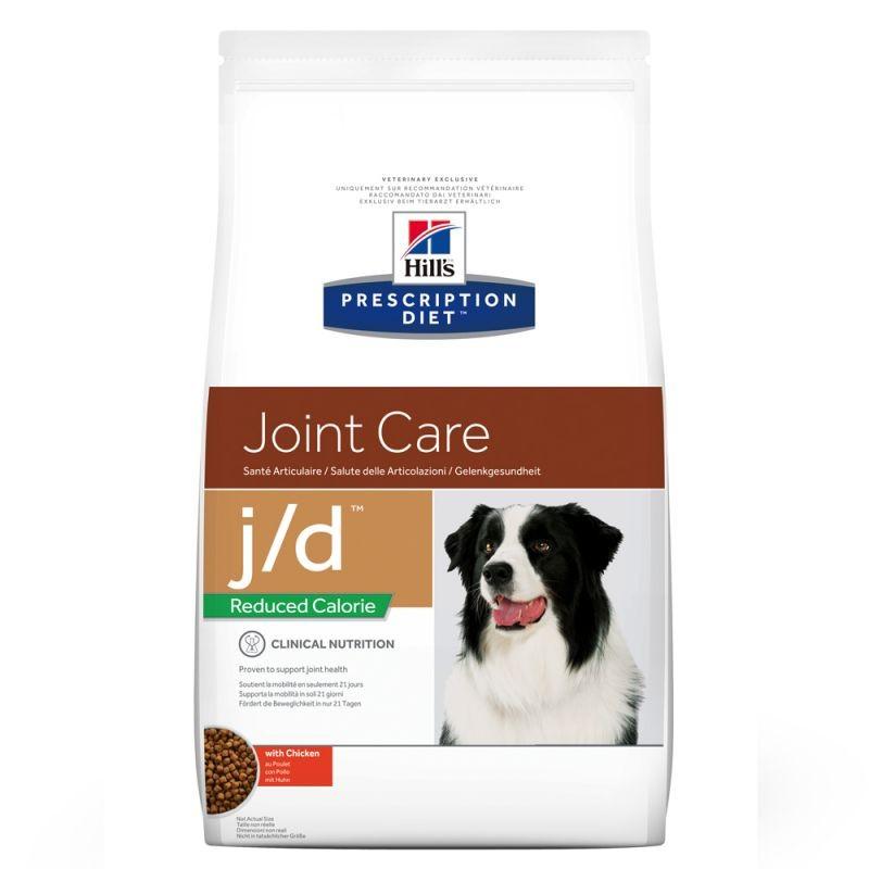 Hill's Prescription J/D Joint Care Reduced Calorie pour chien