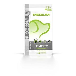 Euro Premium Medium Chiot Puppy Digestion+
