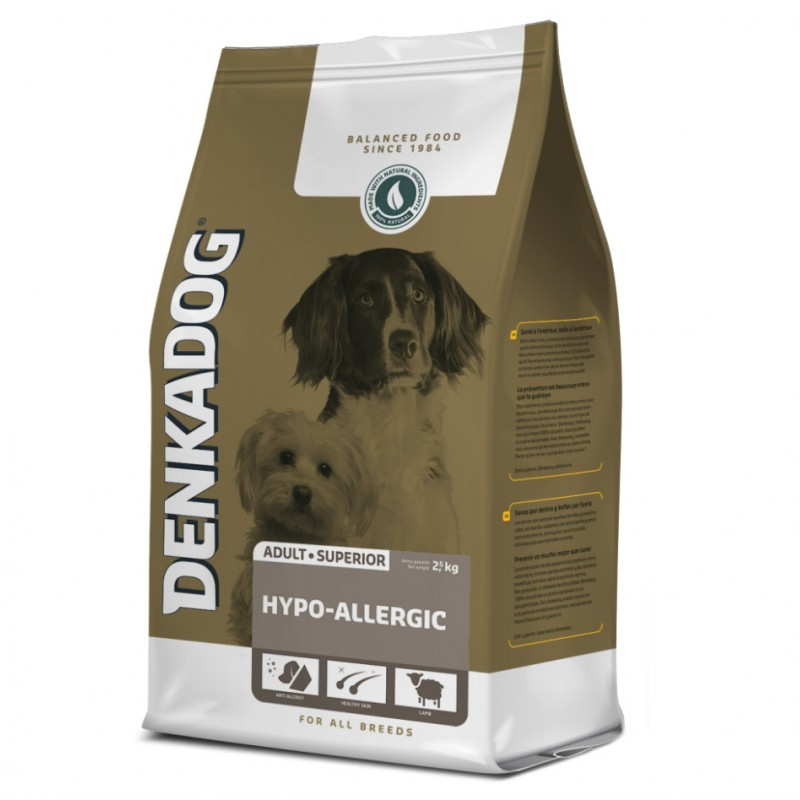 Denkadog Hypo-Allergic pour chien