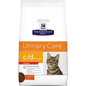 Hill's Prescription Diet Chat C/D Urinary Stress