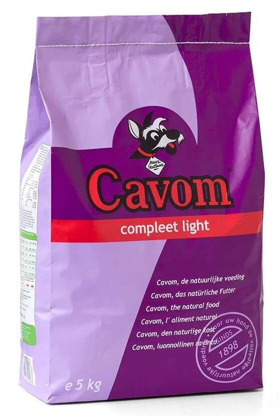 Cavom Compleet Light pour chien