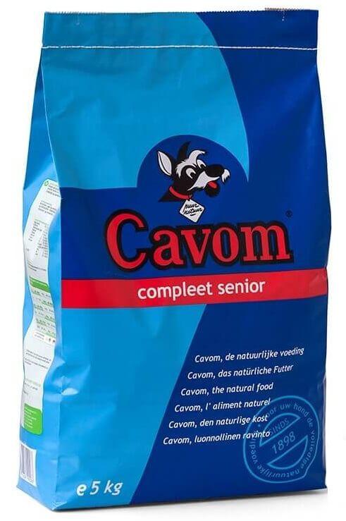 Cavom Chien - Compleet Senior
