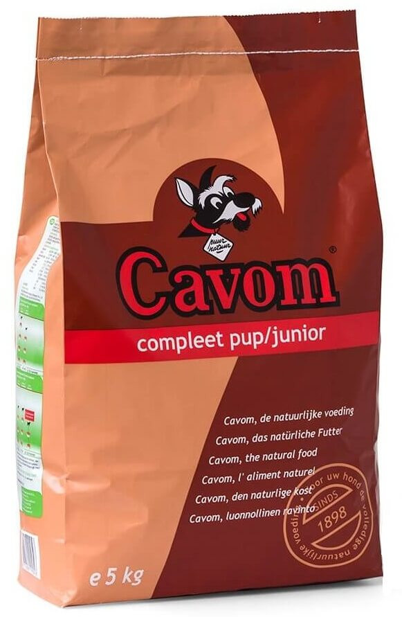 Cavom Chiot - Compleet Puppy et Junior