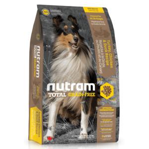 Nutram Total Grain-Free Poulet & Dinde pour chien
