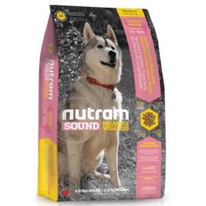 Nutram Sound Balanced Wellness Chien Adulte Agneau S9