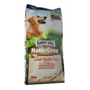 Happy Dog NaturCroq Boeuf Riz pour chien