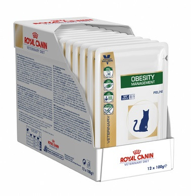 Royal Canin Veterinary Diet Obesity Management pour chat