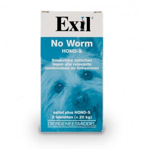 Vermifuge Exil No Worm Chien S