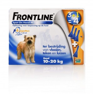 Frontline Spot On Chiens M