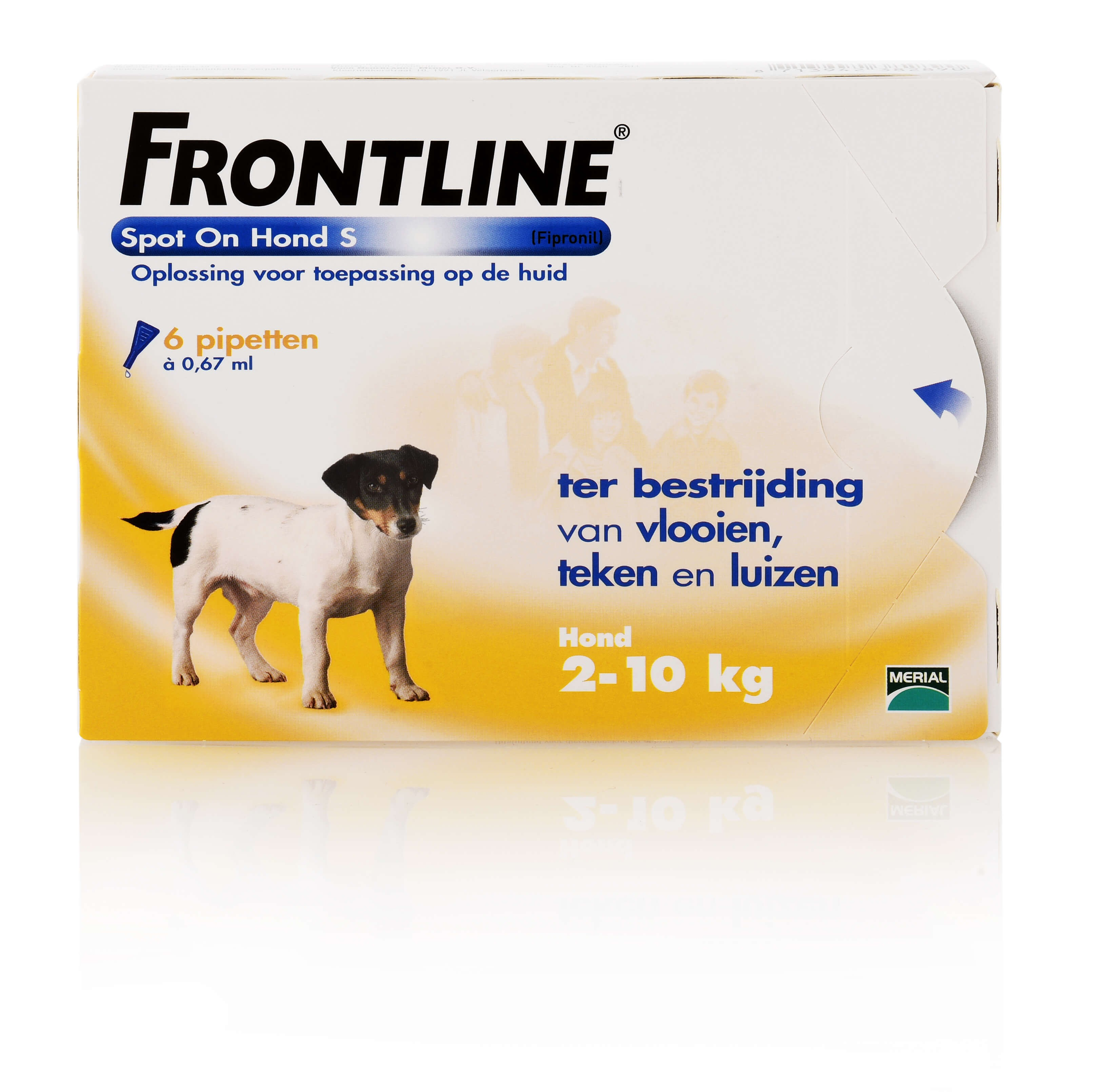 Frontline Spot On Chiens S