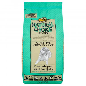 Nutro Choice Chien Adulte Sensitive, poulet