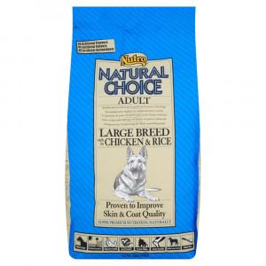Nutro Choice Chien Adulte Grande Race, poulet et riz