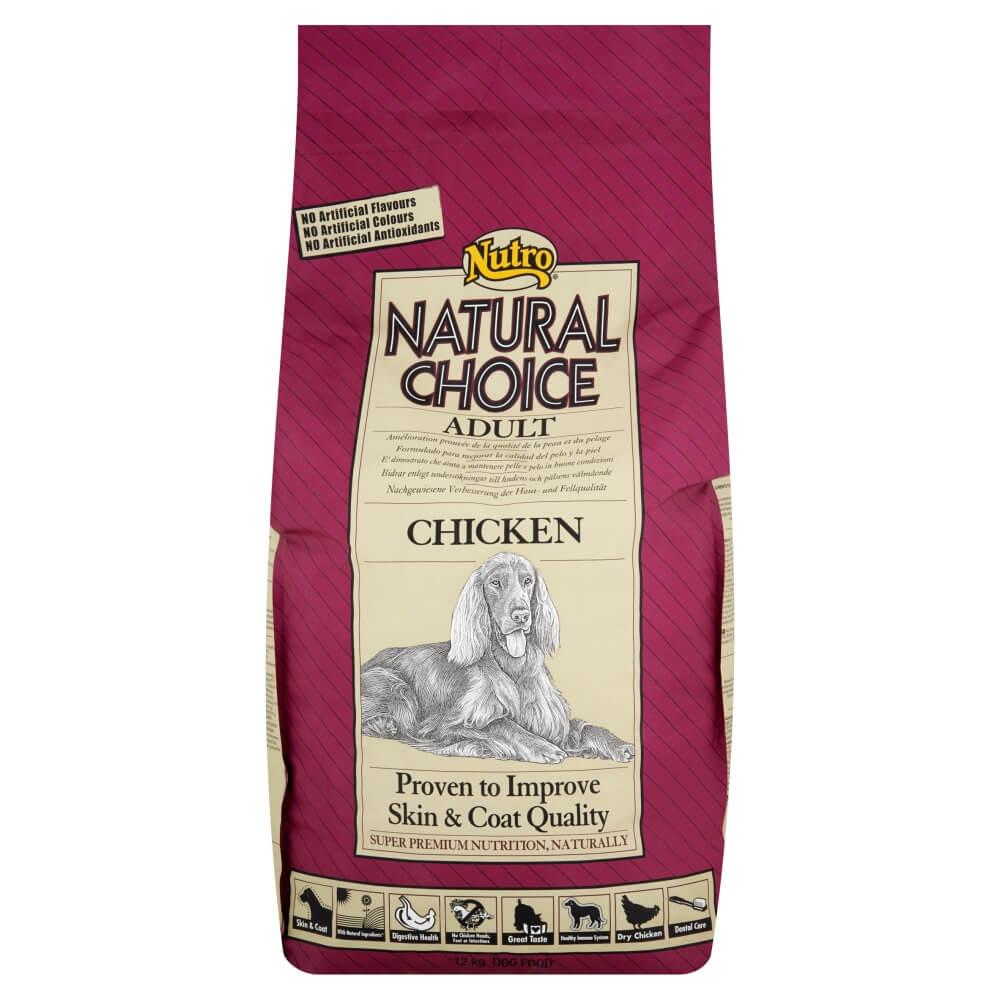 Nutro Choice Chien Adulte, poulet