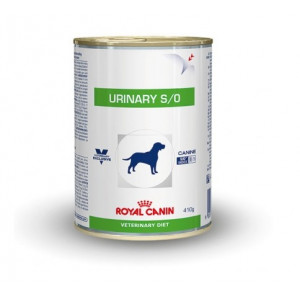 Royal Canin Urinary S/O Conserve pour chien - 410 g