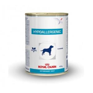 Royal Canin Hypoallergénique boîte pour chien - 400 g