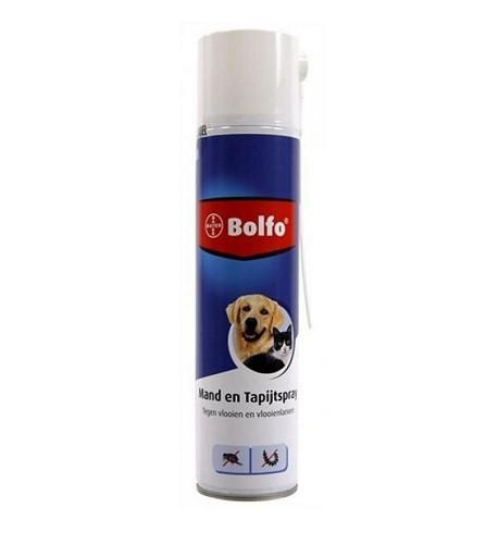 Bolfo Spray pour Panier et Tapis