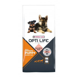 Opti Life Chiot Puppy Digestion Sensible Toutes Races