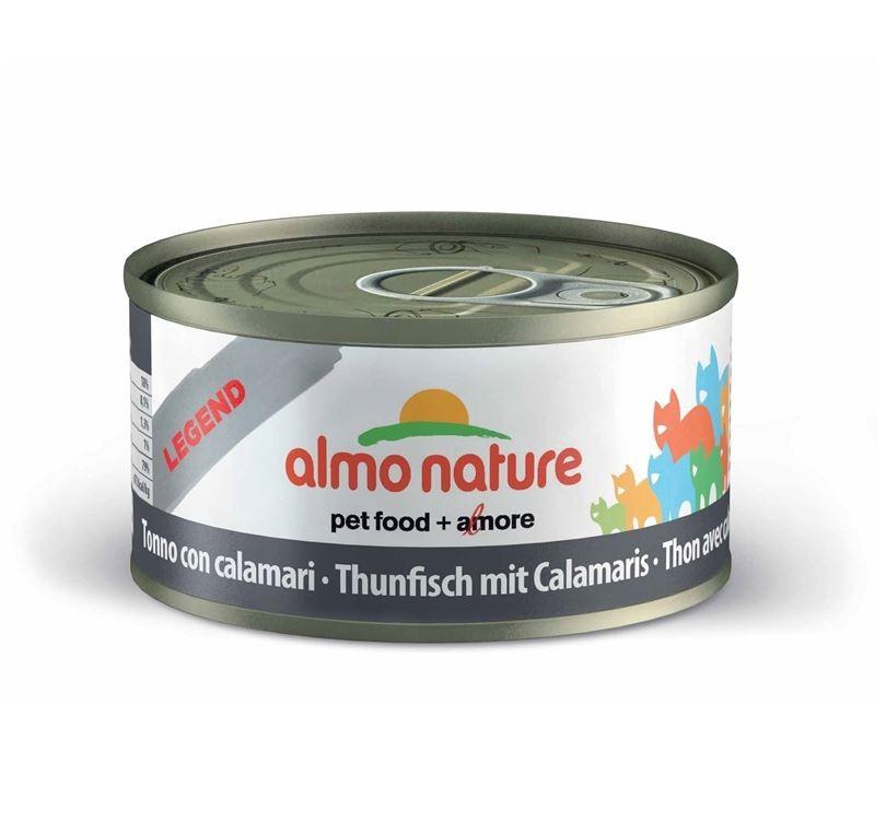 Almo Nature Thon Calamar pour chat