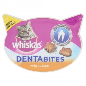 Whiskas Dentabites pour chat