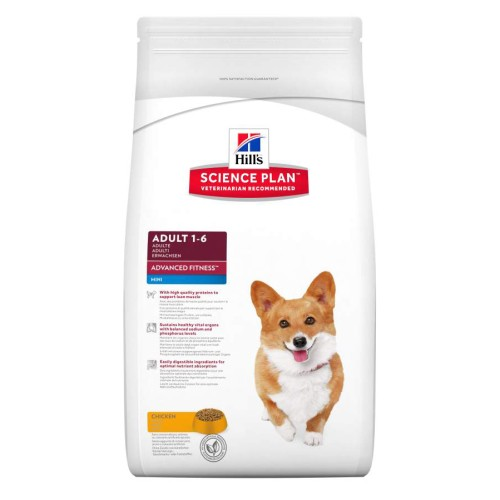 Hill's Advanced Fitness Adult Small Breed poulet pour chien