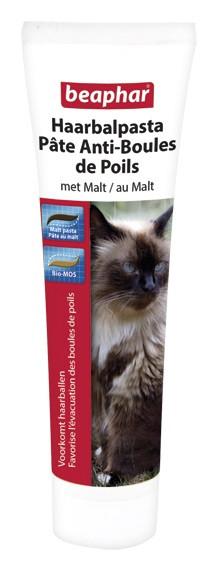 Beaphar Pate Boule de poils (contient malt) pour chat