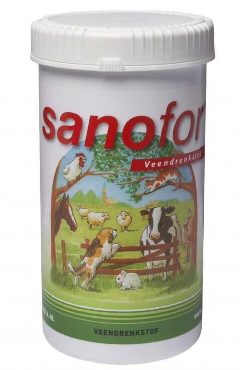 Sanofor Veendrenkstof pour chiens
