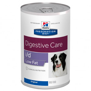 Hill's Prescription Diet Boite de conserve Digestive Care i/d Low Fat pour chien