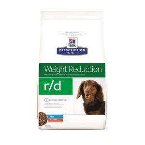 Hill's Prescription Diet Weight Reduction Mini r/d pour chien