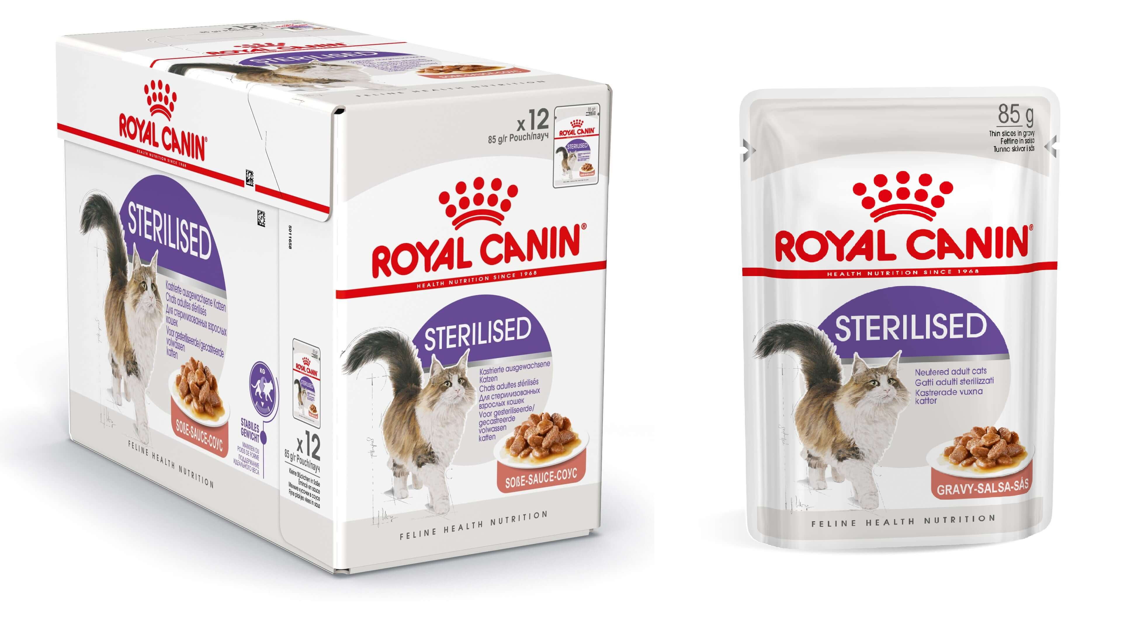 Royal Canin Sterilised pour chat